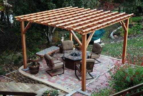 Pergola Design – How To Contain One in Your Garden Style?