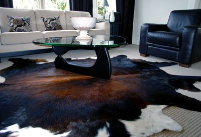 Finding Cowhide Rugs