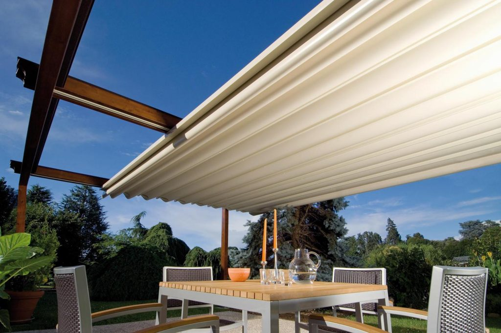 Select the best material for your awning