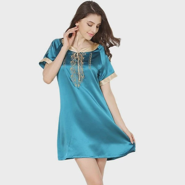 Women's Silk Nightgowns Give Comfort and Also Elegance